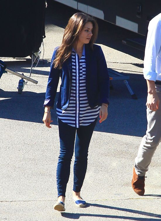Mila Kunis jest w ciąży? (FOTO)
