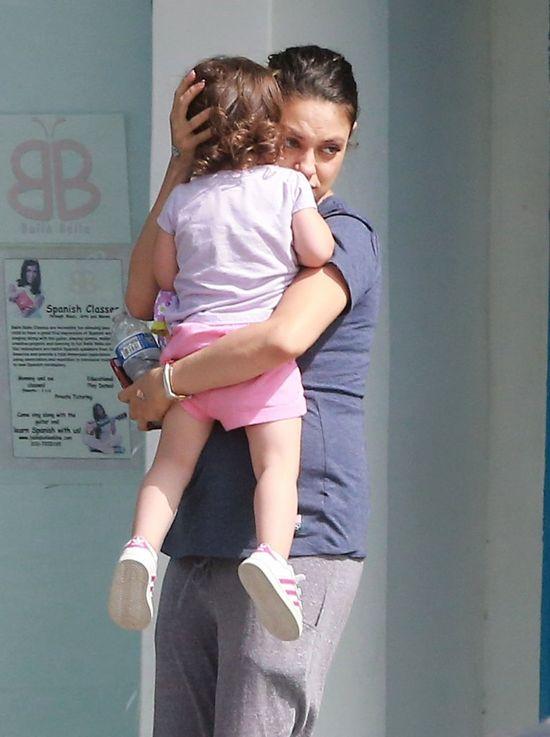 Mila Kunis zaskoczyła wypowiedzią o wychowaniu córek