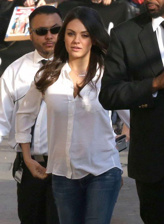 Nie uwierzycie za co Mila Kunis została pozwana!