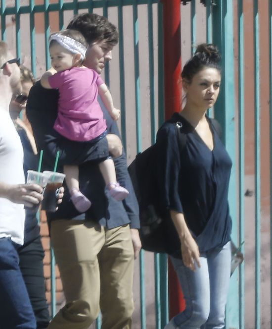 Mila Kunis i Ashton Kutcher o w�os od rozwodu?