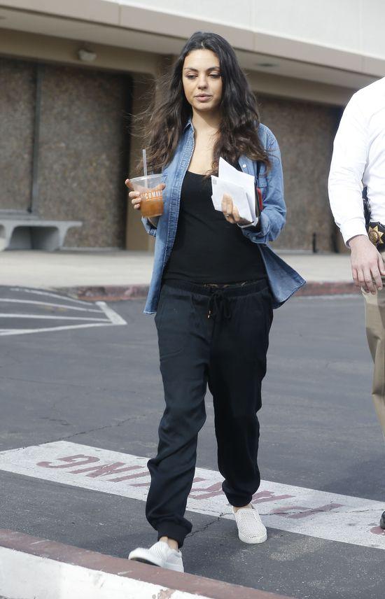 Mila Kunis przytyła? (FOTO)