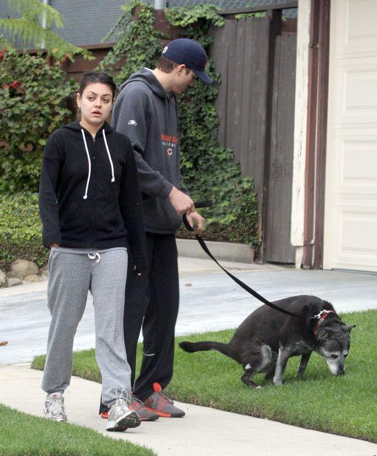 Mila Kunis się zapuściła! (FOTO)