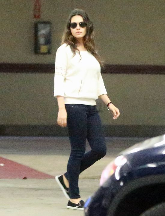 Mila Kunis ma obsesję na punkcie wagi po ciąży (FOTO)