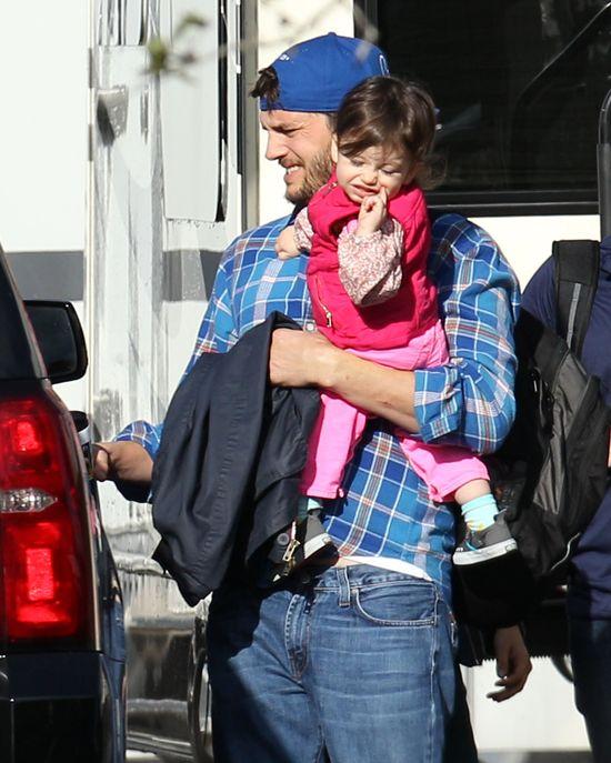 Tak Mila Kunis i Ashton Kutcher dementują plotki? (FOTO)