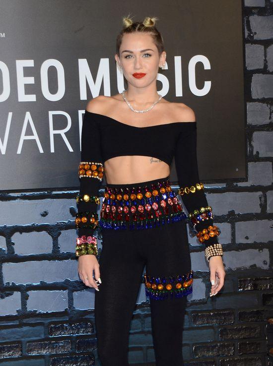 Miley Cyrus: Ja i Robin przeszliśmy do historii!