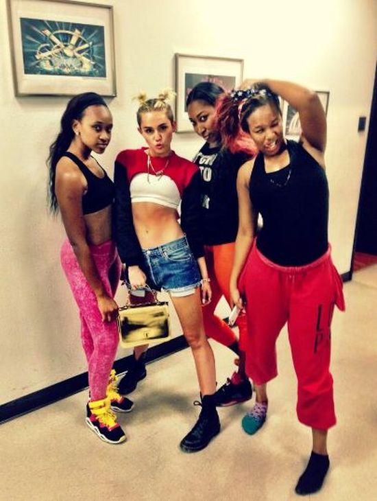 Miley Cyrus o zmianie wyglądu: To się nazywa dojrzewanie