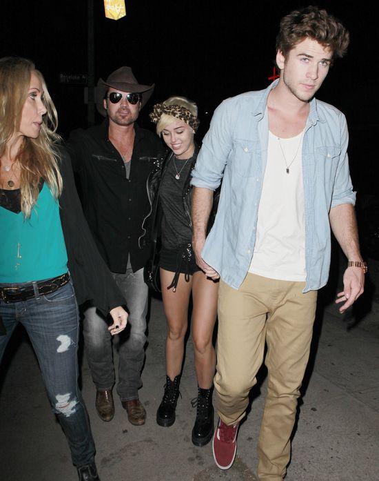 Rodzice Miley Cyrus jednak si� nie rozwodz�