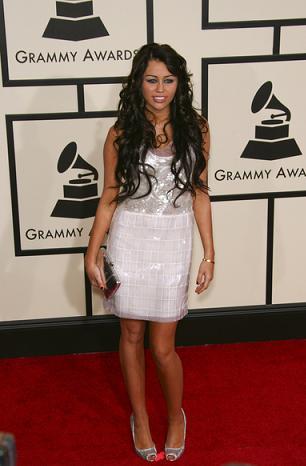 Zakompleksiona Miley Cyrus