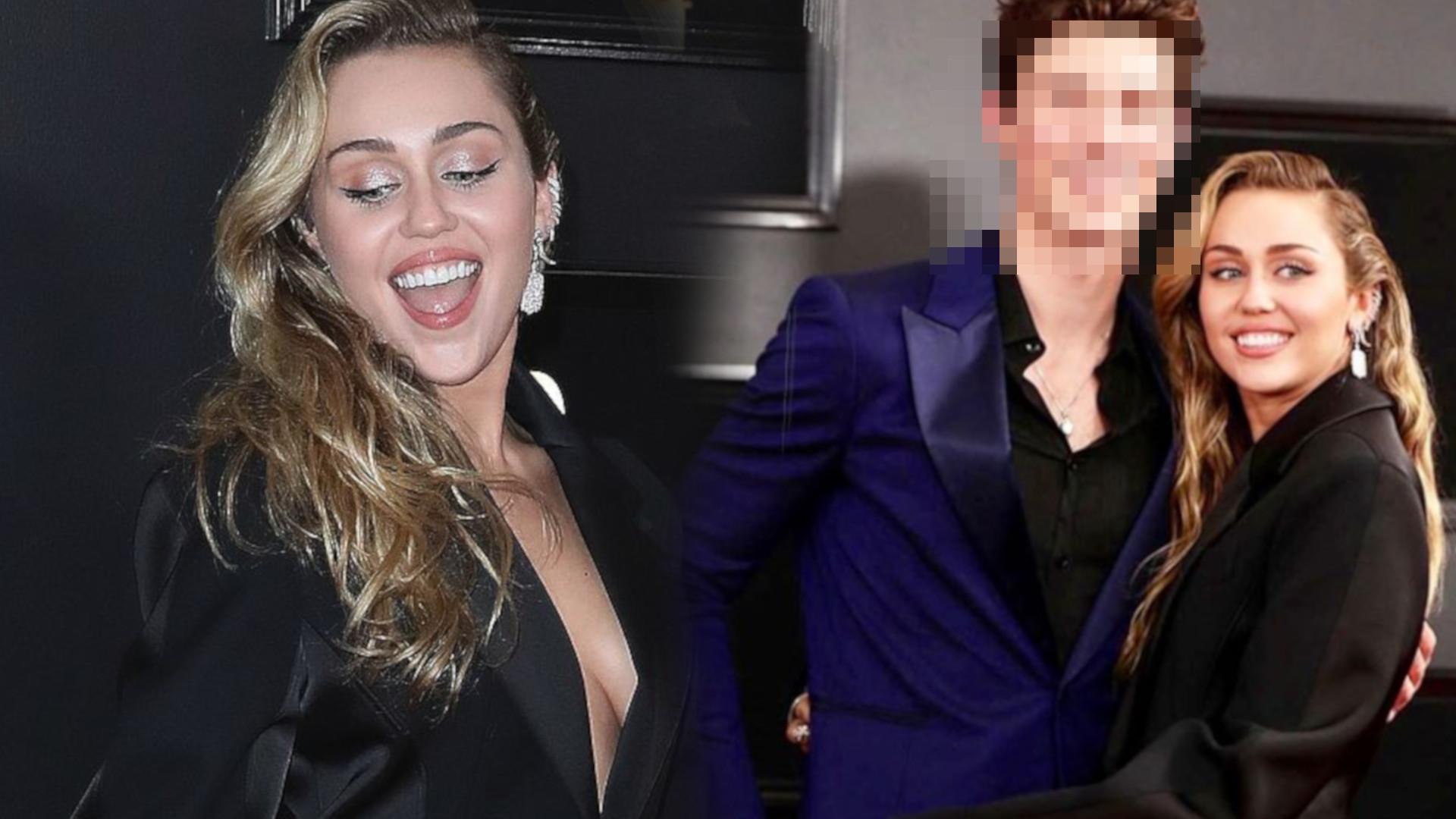 Miley w objęciach innego mężczyzny na Grammy, kiedy Liam trafił do szpitala