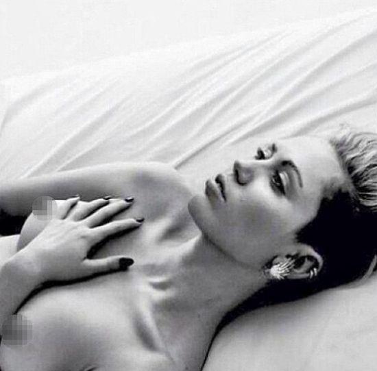 Od tego zdjęcia zaczęła się wojna między Miley a Instagramem
