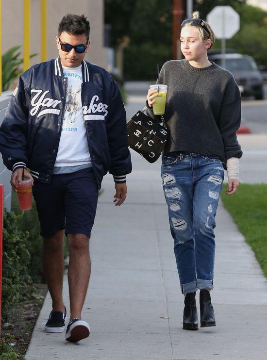 Miley Cyrus JUŻ JEST MĘŻATKĄ?