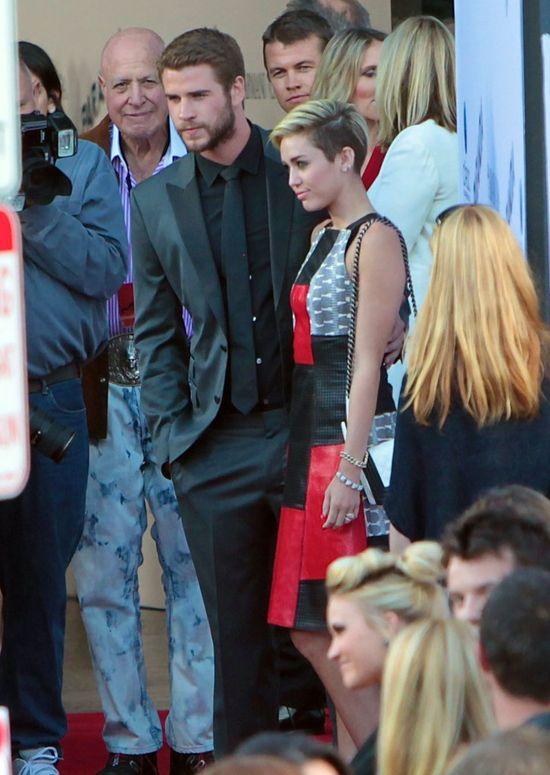 Liam Hemsworth nie zaspokajał seksualnie Miley Cyrus