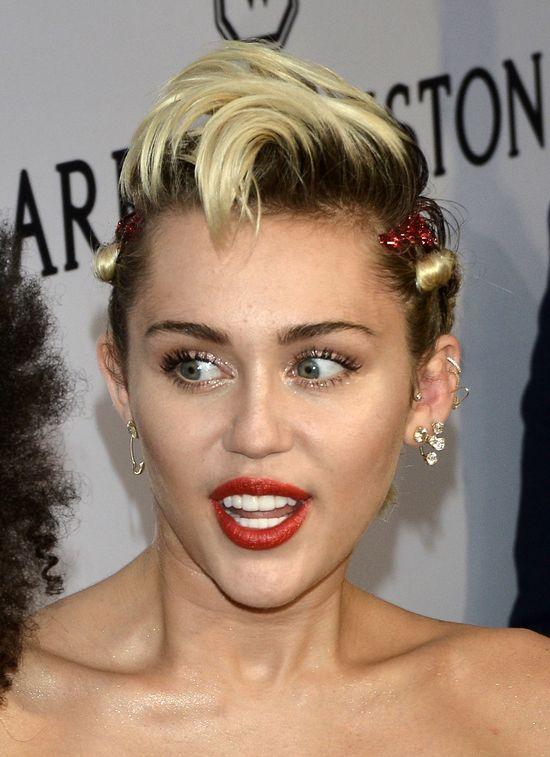 O nie! Miley Cyrus chce upodobnić się do tej gwiazdy!