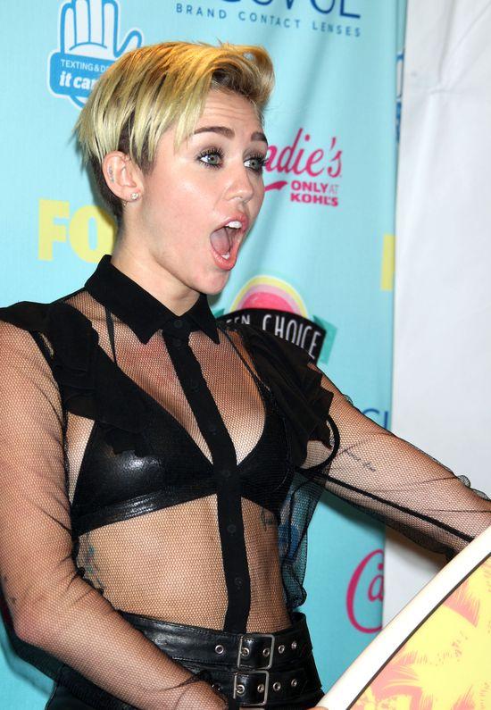 Miley Cyrus: Jestem p*pieprzona, mam tyle problemów!