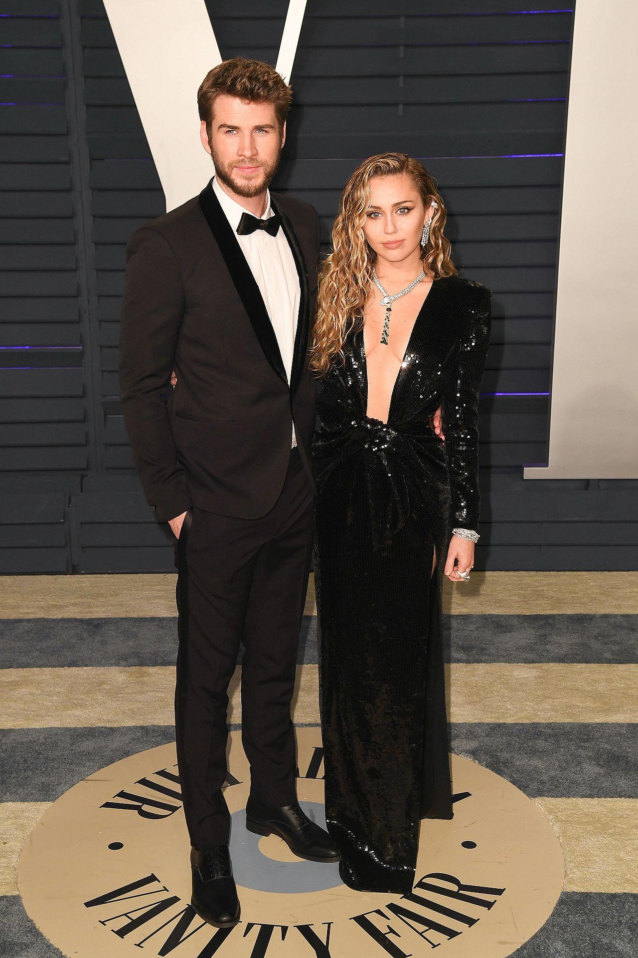 CA: Vanity Fair Oscar Party