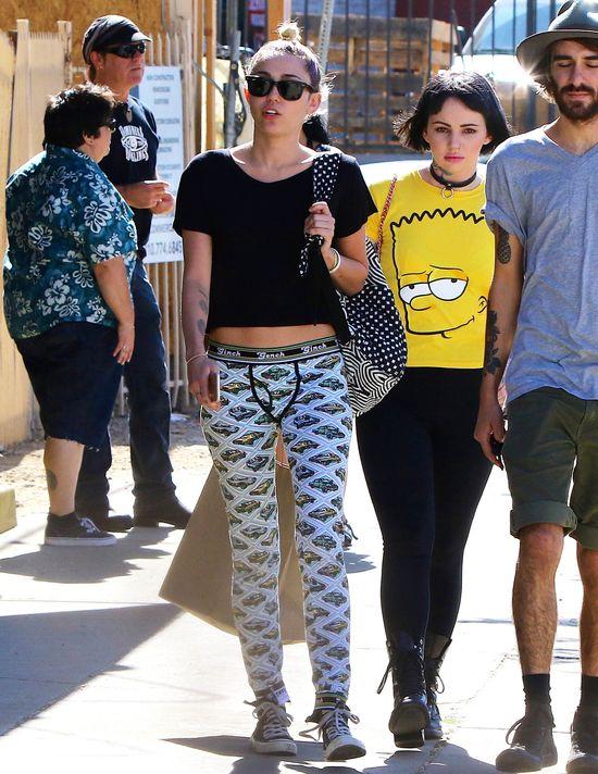 Miley Cyrus posiadaczk� najgorszej fryzury w Hollywood?