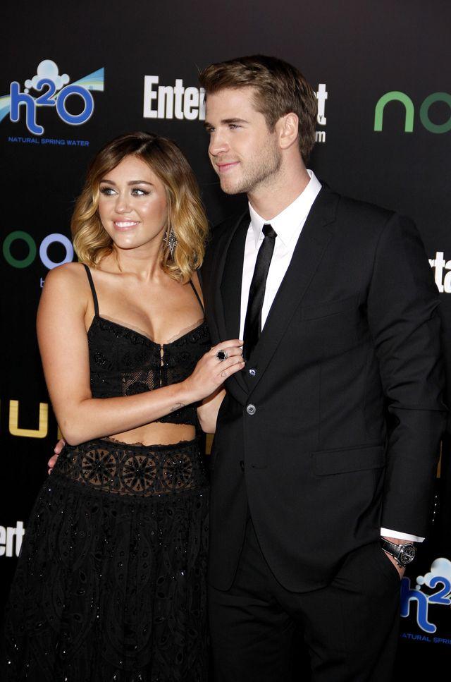 Liam i Miley już po ślubie? Zdradził ich jeden szczegół
