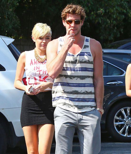 Kolejne rewelacje z życia Miley Cyrus i Liama!