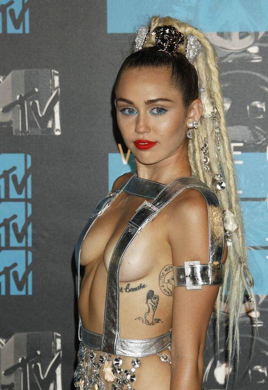 Szokujący plan Miley Cyrus!