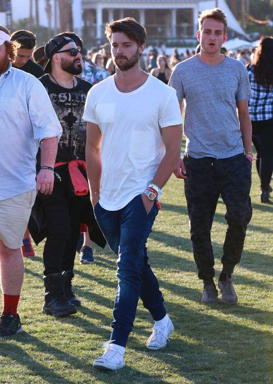 Miley Cyrus roztsała się z Patrickiem Schwarzeneggerem