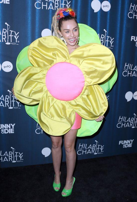 Gdy myślisz, że gorzej być nie może, Miley Cyrus zakłada TO