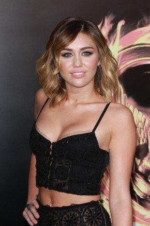 Miley Cyrus: Nie jestem anorektyczką!
