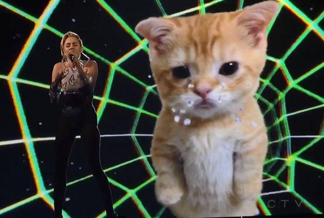 Miley Cyrus próbuje być znowu słodka? (VIDEO)