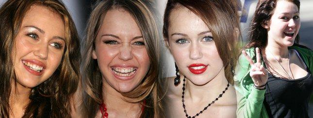 Jak Miley Cyrus zmieniała się przez lata (FOTO)