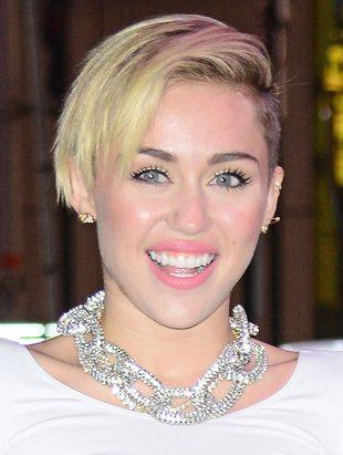 Miley Cyrus podąża śladem Rihanny? (FOTO)
