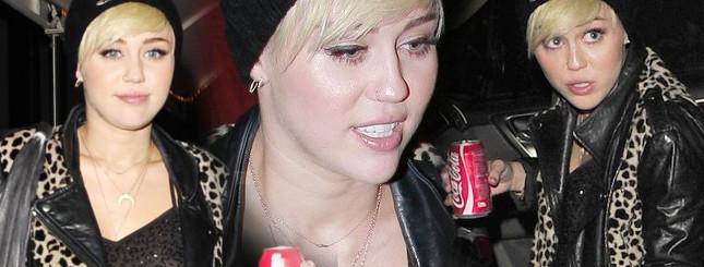 Miley Cyrus: Patrzcie, co jest TRENDY! (FOTO)