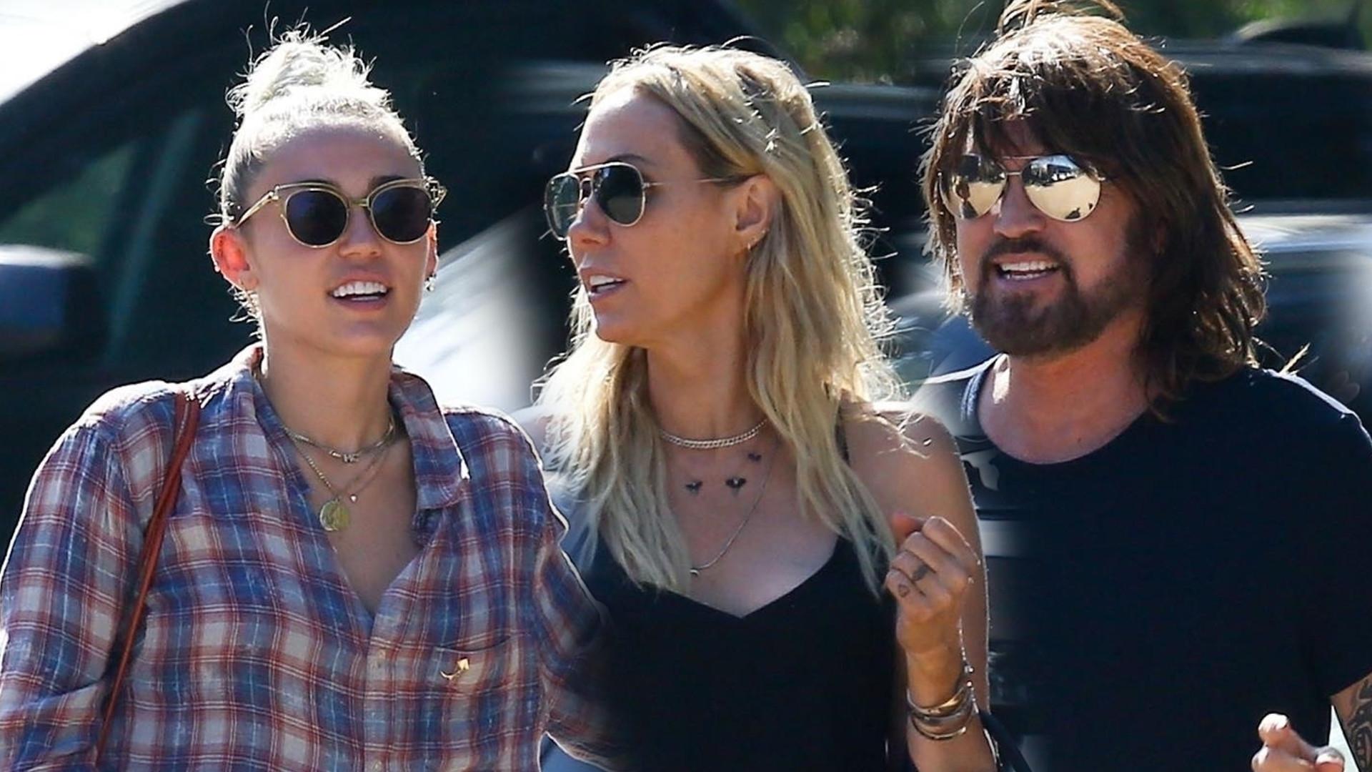 Rodzice Miley Cyrus pokazali więcej zdjęć z wesela córki