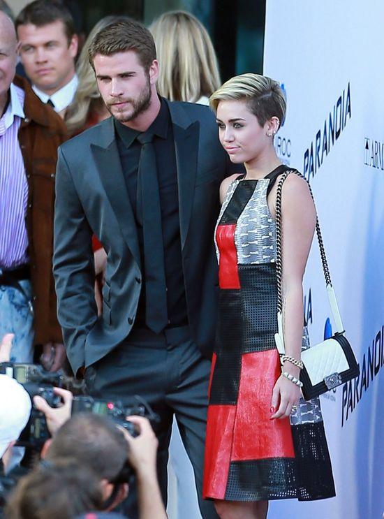 Miley Cyrus i Liam Hemsworth wr�c� do siebie?