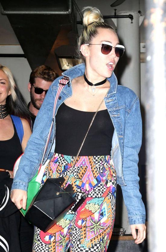 Sukces Liama! Miley Cyrus zaczyna przypominać KOBIETĘ! (FOTO)
