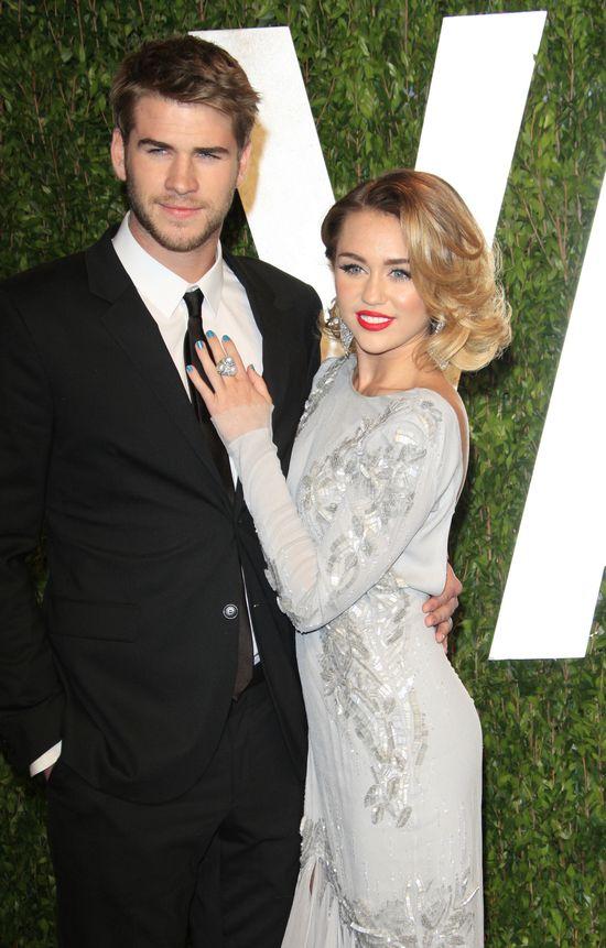 Teraz Miley Cyrus będzie jeszcze bliżej narzeczonego