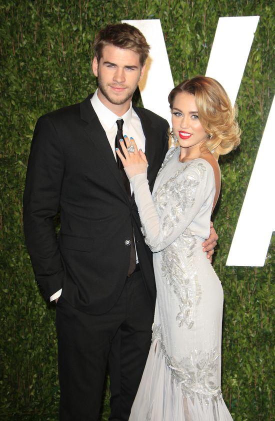 Liam Hemsworth dał szansę Miley Cyrus!