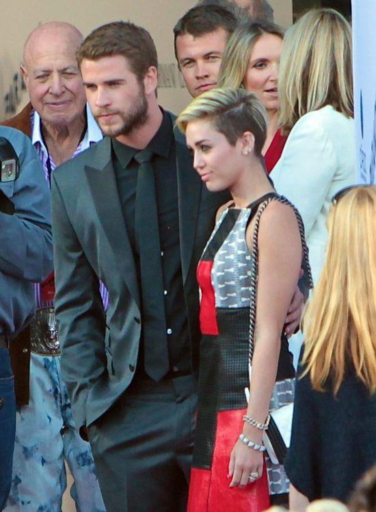 Liam i MIley