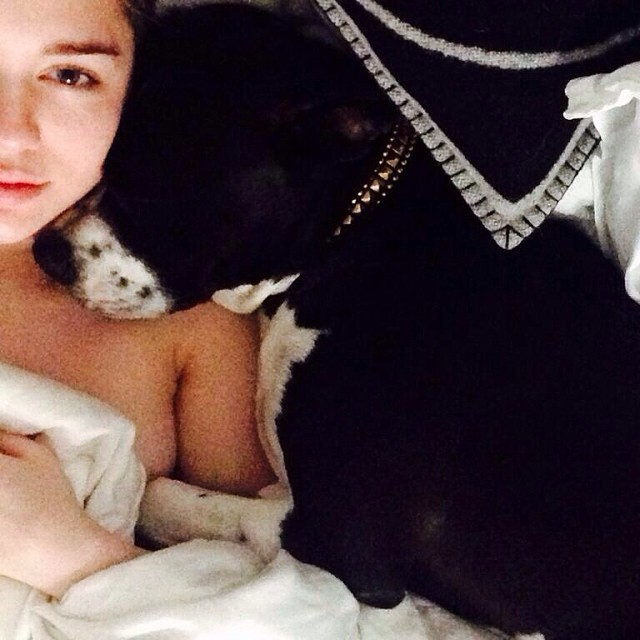Miley Cyrus ma do�a? (FOTO)