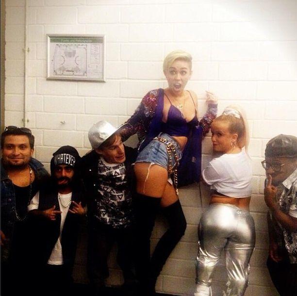 Miley Cyrus: Drogo, ale czy gustownie? (FOTO)
