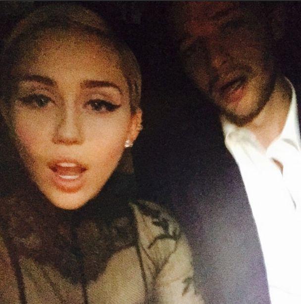 Miley Cyrus w ciąży? (FOTO)