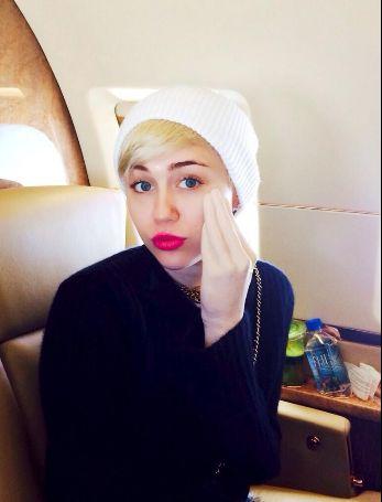 Miley Cyrus przeszła samą siebie?! (FOTO)