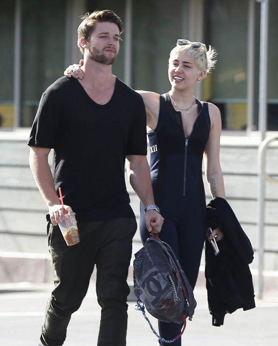 Miley Cyrus w�a�nie pokaza�a, �e inteligencj� nie grzeszy?