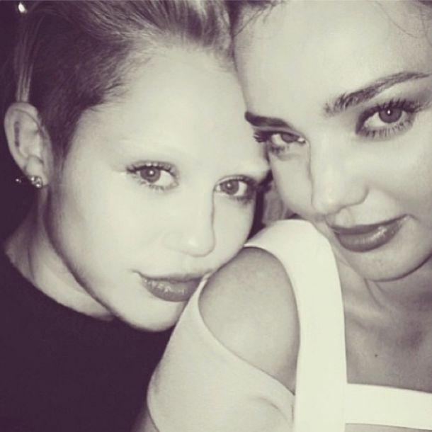 Miley Cyrus si� oszpeci�a! (FOTO)