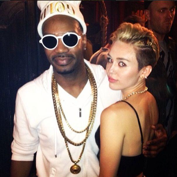 Miley Cyrus jest w ciąży z Juicy J?