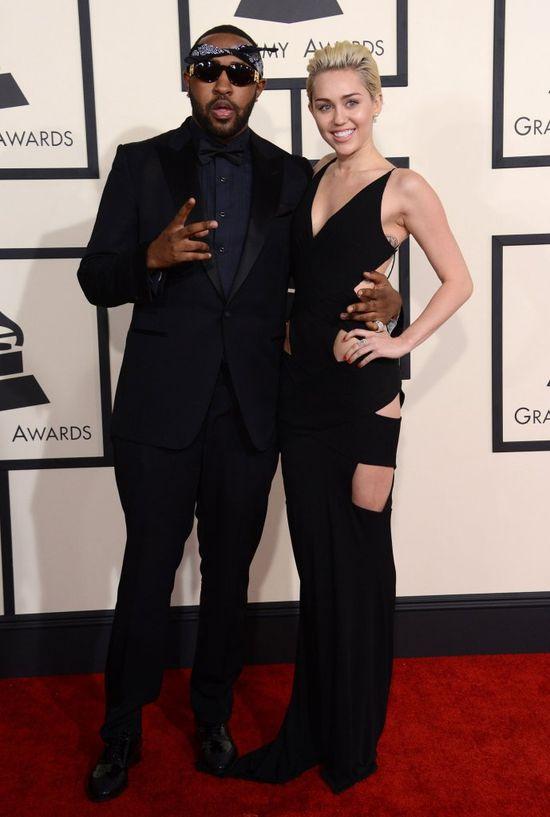 Czy Miley Cyrus zaskoczyła fanów na Grammy? (FOTO)