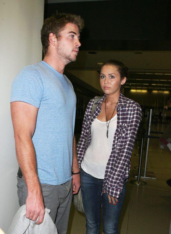 Liam Hemsworth chce rzucić Miley Cyrus
