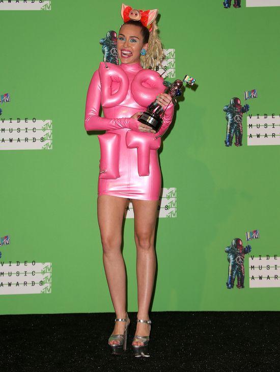 Nie uwierzycie, co Miley Cyrus zdradzi�a znajomym
