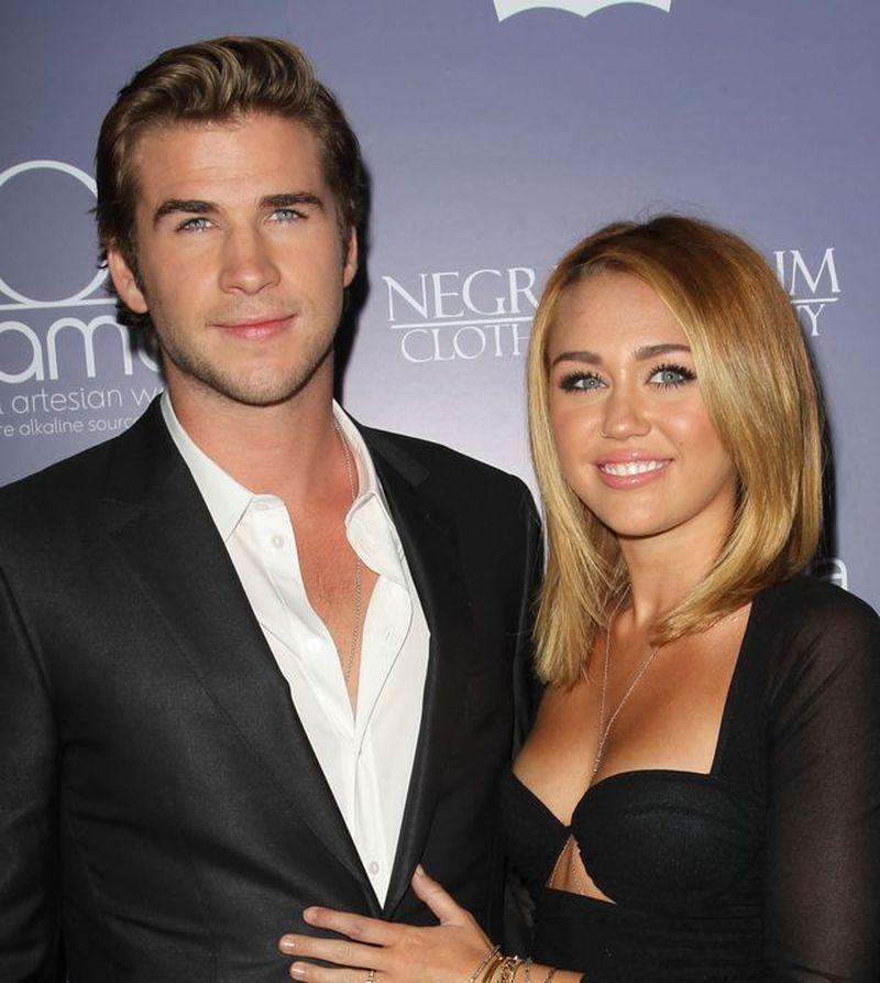 SZOK! Miley Cyrus i Liam Hemsworth rozstali się?