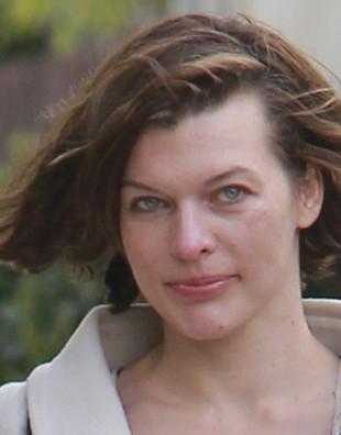 Milla Jovovich nie była święta