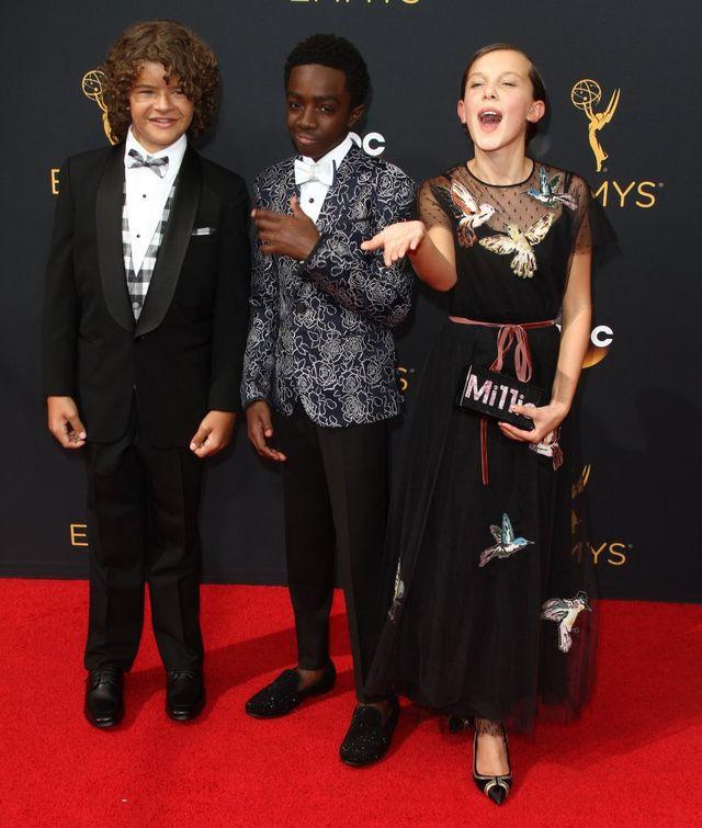 To, co te dzieciaki zrobiły podczas rozdania Emmy przejdzie do historii!