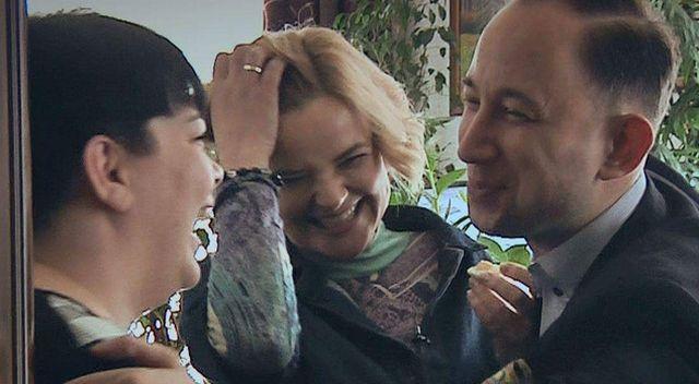 Monika Zamachowska i Jarosław Milner w akcji Paczka z sercem (ZDJĘCIA)